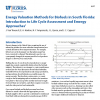 Energy Valuation Methods for Biofuels in South Florida: