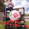 pesticide application using GPS