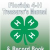 Florida 4-H Treasurer's Manual and Record Book