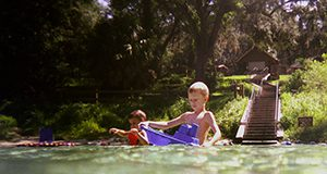 children swimming uf/ifas file photo