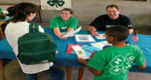 Florida 4-H Secretary Record Book