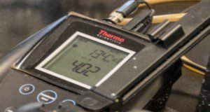 Electronic pH Tester